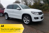 Volkswagen Tiguan R LINE TDI BLUEMOTION TECHNOLOGY 4MOTION