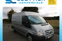 Ford Transit 280 TREND MWB MEDIUM ROOF PLY LINED *NO VAT*