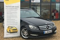 Mercedes C Class C180 BLUEEFFICIENCY AMG SPORT