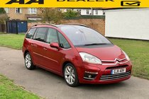 Citroen C4 HDI EXCLUSIVE EGS GRAND PICASSO