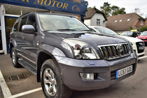 Toyota Land Cruiser Invincible 3.0 D-4D Auto