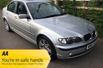 BMW 3 SERIES 320i SE automatic