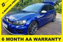 Volkswagen Golf R DSG 6 MONTH AA WARRANTY - 12 MONTH MOT - FULL SERVICE - 12 MONTH AA BREAKDOWN COVER