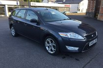 Ford Mondeo ZETEC TDCI - Stunning Mondeo Estate Car - Drives Superb - A Great Load Carrier - 50+ MPG