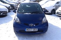 Toyota AYGO 1.0 VVT-i - Great First Time Car - Runs Perfect - Come and Test Drive Now - £20 Per Year Tax