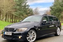 BMW 3 SERIES 330d M SPORT TOURING 3.0 DIESEL AUTOMATIC