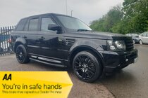 Land Rover Range Rover Sport TDV8 HSE E4 OVERFINCH