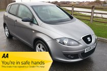 SEAT Altea REFERENCE - FULL MOT - 14x SERVICE STAMPS - ANY PX WELCOME