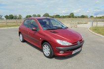 Peugeot 206 LX - FULL MOT - IDEAL FIRST CAR - ANY PX WELCOME