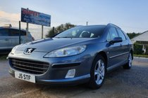 Peugeot 407 HDI SW SE