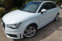 Audi A1 TFSI S LINE