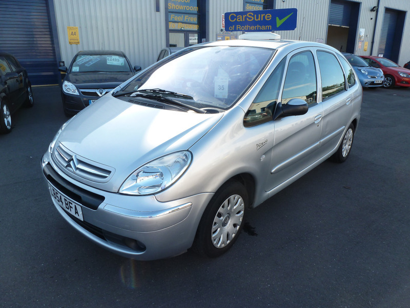 citroen xsara picasso 2 0 hdi 90 desire carsure of rotherham. Black Bedroom Furniture Sets. Home Design Ideas