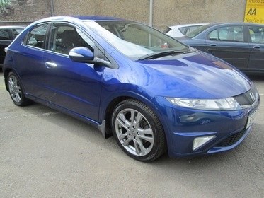 Honda Civic 1.8 I-VTEC SI - 12 MONTHS MOT, SERVICED, 3 MONTHS WARRANTY AND 12 MONTHS AA COVER INCLUDED -