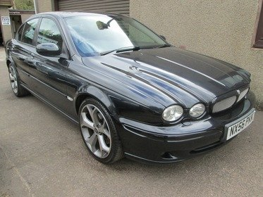 Jaguar X-Type 2.2D SPORT- 12 MONTHS MOT, SERVICED, 3 MONTHS WARRANTY AND 12 MONTHS AA COVER INCLUDED -