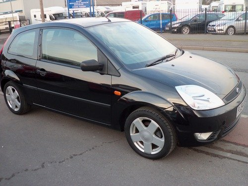 Ford Fiesta 1.4 Zetec PETROL