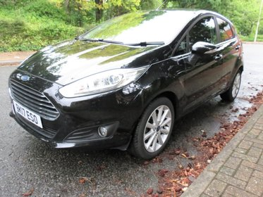 Ford Fiesta Titanium Eco Boost Turbo