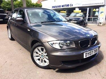 BMW 1 SERIES 118d ES