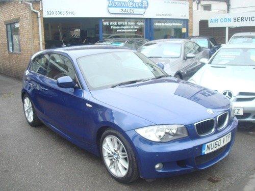 BMW 123 123D M SPORT