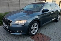 Skoda Superb SE TECHNOLOGY TDI DSG SAT NAV