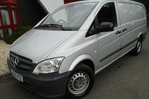 Mercedes Vito 113 CDI LWB Panel Van