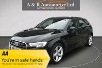 Audi A3 TDI SPORT S TRONIC