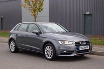 Audi A3 2.0 TDI SE 150PS [DAB + B/TOOTH]