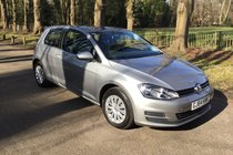Volkswagen Golf S TSI 1.2 85 PS FULL VW SERVICE HISTORY HIGH SPEC AND LOW MILES