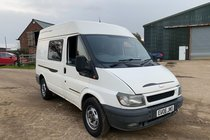 Ford Transit 300S SWB MR P/V