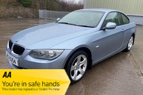 BMW 3 SERIES 320i SE COUPE