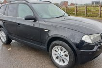 BMW X3 SE - PX TO CLEAR - ANY PX CONSIDERED
