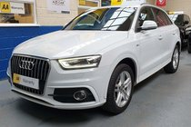 Audi Q3 TDI S LINE *APPLY FOR FINANCE ON OUR WEBSITE*