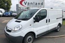 Vauxhall Vivaro 2900 CDTI P/V