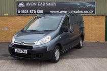 Citroen Dispatch 1000 L1H1 HDI NO VAT