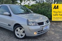 Renault Clio CAMPUS SPORT 16V Fully Warranted With 12 Mths AA Cover