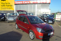 Ford Fiesta STYLE CLIMATE 16V 5 DOOR