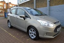Ford B-Max 1.6 POWERSHIFT ZETEC 105PS