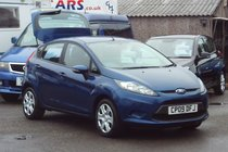 Ford Fiesta 1.25 STYLE + SERVICE HISTORY LOW INSURANCE GROUP