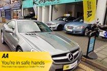 Mercedes SL SL 350 CONVERTIBLE, ULEZ FREE, FULL SERVICE HISTORY