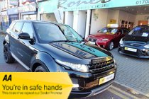 Land Rover Range Rover Evoque SD4 PURE TECH, AUTO, ONLY 63,000 MILES WITH FULL LANDROVER SERVICE HISTORY