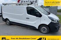 Vauxhall Vivaro L2H1 2900 CDTI