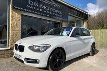 BMW 1 SERIES 116d SPORT