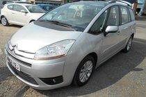 Citroen C4 Grand Picasso 16V VTR PLUS