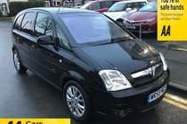 Vauxhall Meriva ACTIVE PLUS