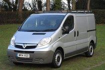 Vauxhall Vivaro 2700 CDTI SWB ECOFLEX NOT TRAFIC