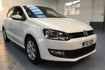 Volkswagen Polo MATCH ONLY 18800 MILES!!