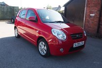 Kia Picanto 1.1 Red Special Edition £30 YEAR TAX ! 12 MONTHS MOT ! 99% FINANCE APPROVAL !