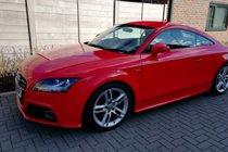 Audi TT TFSI S LINE TOMTOM SAT NAV