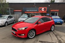 Ford Focus Zetec S 1.5 TDCi 120ps (s/s)