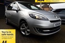 Renault Scenic GRAND DYNAMIQUE TOMTOM VVT