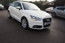 Audi A1 1.6 TDI Sport 105PS FULL SERVICE HISTORY !  £20 A YEAR TAX ! GR8 SPEC ! 99% FINANCE APPROVAL !